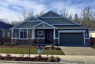 Lacey Single Family Home For Sale: 3409 Arrowroot (Lot 127) St SE