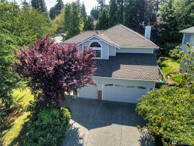 Bothell Single Family Home For Sale: 15101 91st Place NE