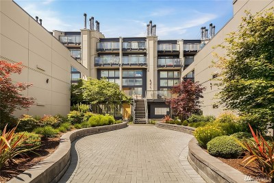 Seattle Condo/Townhouse For Sale: 7309 Sand Point Wy NE #B836