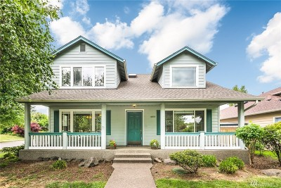 Lacey Single Family Home For Sale: 4100 Kapalea Wy SE