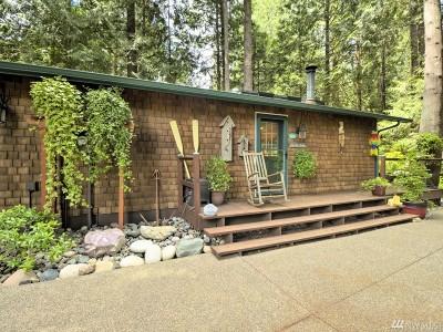 Shelton Single Family Home For Sale: 105 E Liberty Rd