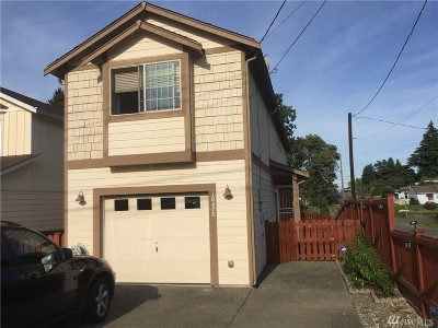 Seattle Single Family Home For Sale: 10478 2nd Place SW