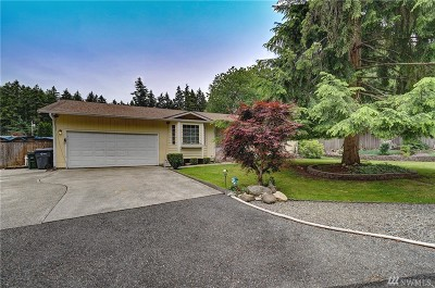 Bonney Lake WA Single Family Home For Sale: $279,000