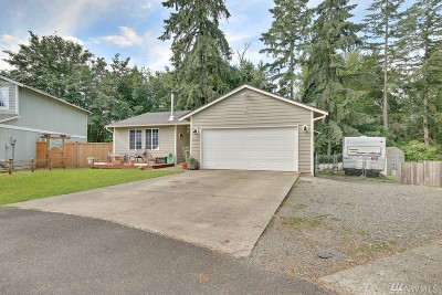 Spanaway Single Family Home For Sale: 25322 39th Ave. E