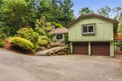 Woodinville Single Family Home For Sale: 13329 208th Ave NE