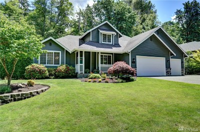 Lake Tapps WA Single Family Home For Sale: $649,500