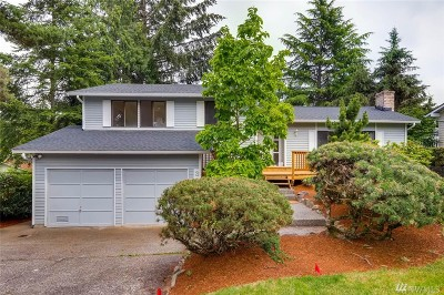 Bellevue Single Family Home For Sale: 3306 170th Ave NE