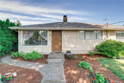 Seattle Single Family Home For Sale: 10053 18th Ave SW