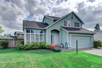 Tacoma Single Family Home For Sale: 920 129th St Ct E