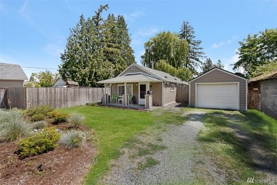 Puyallup Single Family Home For Sale: 425 14th St SW