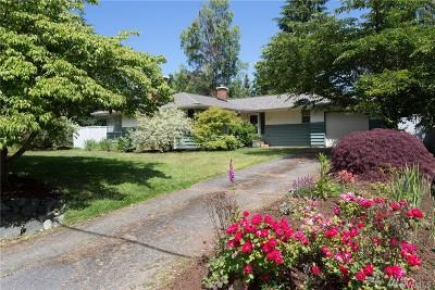 Shoreline Single Family Home For Sale: 2304 N 188th St