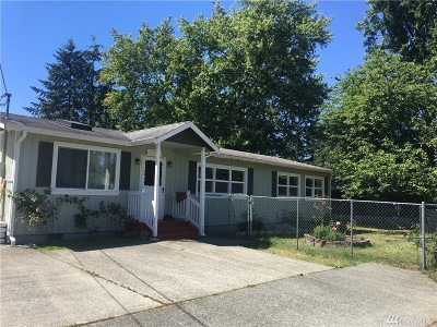 Single Family Home For Sale: 14835 SE 306th St