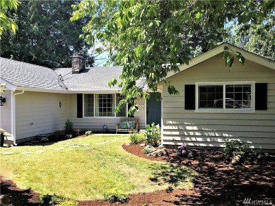Kirkland Single Family Home For Sale: 11405 109th Ave NE