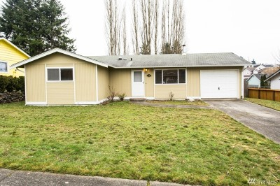 Tacoma Rental For Rent: 5701 S Mullen St
