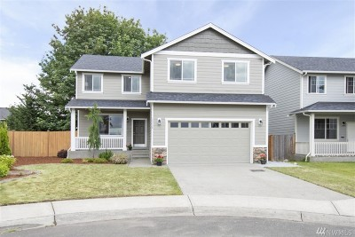 Spanaway Single Family Home For Sale: 19728 18th Av Ct E