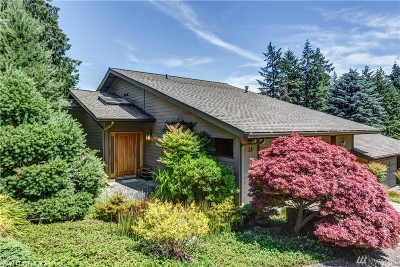 Bellevue Single Family Home For Sale: 12 168th Ave NE