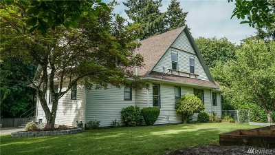 Tumwater Single Family Home For Sale: 304 N 3rd Ave SW