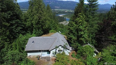 Sedro Woolley Single Family Home For Sale: 26633 Panorama Place