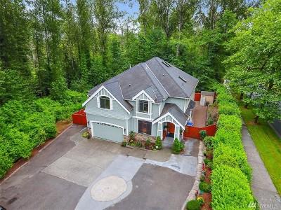 Bellevue Single Family Home For Sale: 466 148th NE