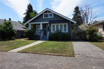 Single Family Home For Sale: 4520 S 7th St