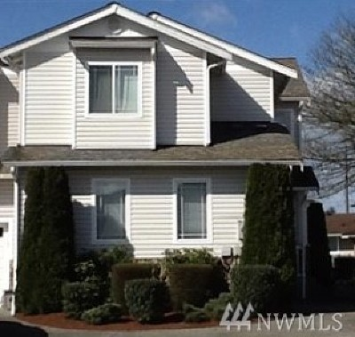 Des Moines Single Family Home For Sale: 26705 19th Ave S
