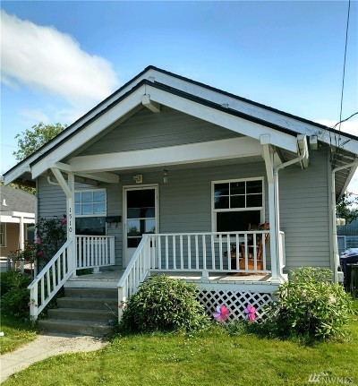 Tacoma Single Family Home For Sale: 1510 S 41st St