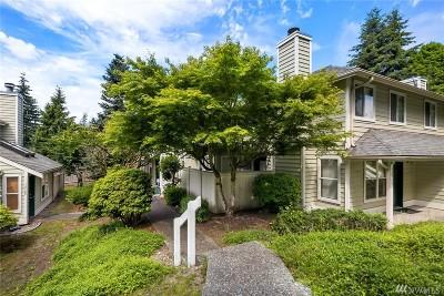 Kirkland Condo/Townhouse For Sale: 12719 NE 132nd St #A-4