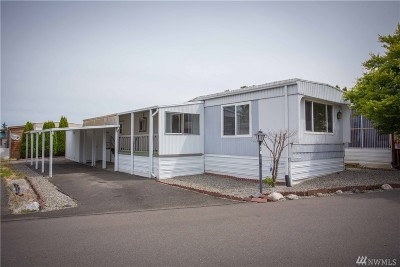 Bellingham Mobile Home For Sale: 1200 Lincoln St #257
