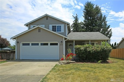 Tacoma Single Family Home For Sale: 2125 147th St Ct E