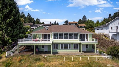 Olympia Single Family Home For Sale: 6324 Leprechaun Dr NW