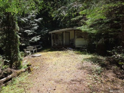 Whatcom County Single Family Home Pending Inspection: 3 Drial Lp