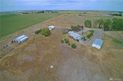 Moses Lake Single Family Home For Sale: 6768 Bacon Lane NE