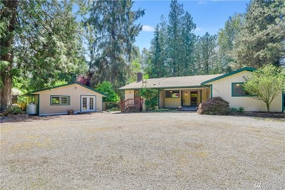 Sultan Single Family Home For Sale: 29826 125th St SE
