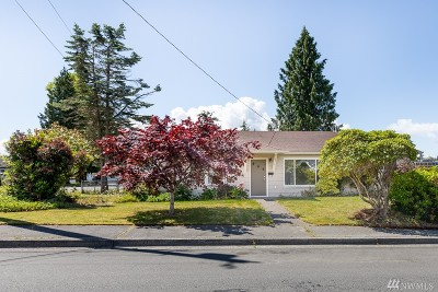 Everett Single Family Home For Sale: 2316 7th St