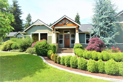 Puyallup Single Family Home For Sale: 11607 122nd St E