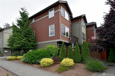 Seattle Single Family Home For Sale: 5220 Puget Blvd SW #B