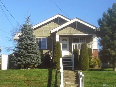 Tacoma Single Family Home For Sale: 5009 S Sheridan Ave