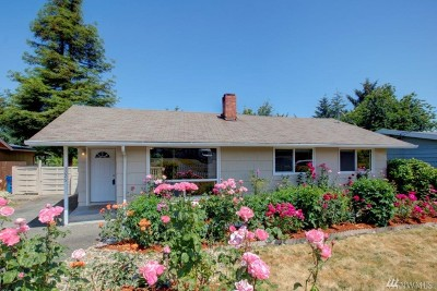 SeaTac Single Family Home For Sale: 3226 S 186th St