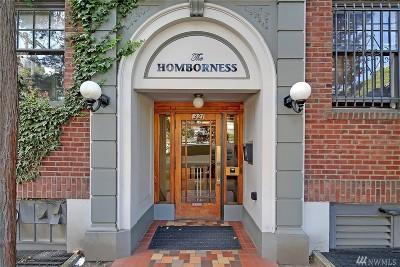 Seattle Condo/Townhouse For Sale: 321 Boylston Ave E #302