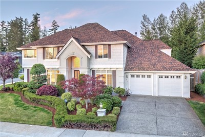 King County Single Family Home For Sale: 804 197th Ave SE