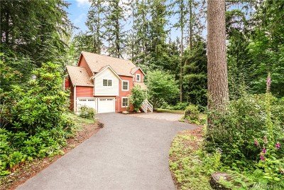 Woodinville Single Family Home For Sale: 16508 171st Place NE