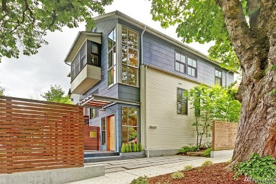 Seattle Single Family Home For Sale: 3505 E Olive St