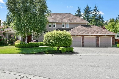 Snohomish Single Family Home For Sale: 15604 65th Ave SE