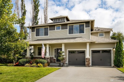 Puyallup Single Family Home For Sale: 2113 5th Ave NW