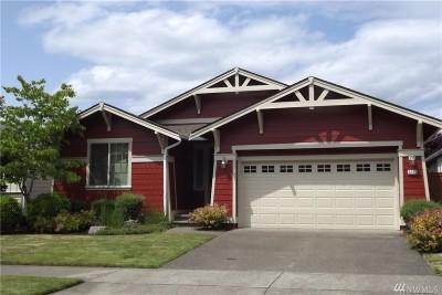 Lacey Single Family Home For Sale: 8320 Bainbridge Lp NE