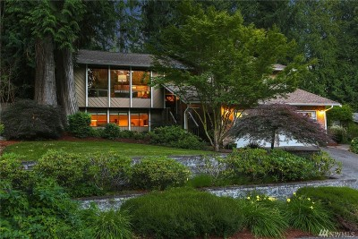 Woodinville Single Family Home For Sale: 16032 197th Ave NE