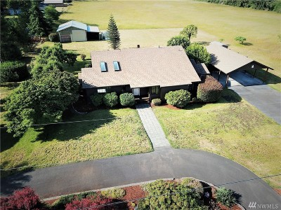Centralia Single Family Home For Sale: 3714 Russell Rd