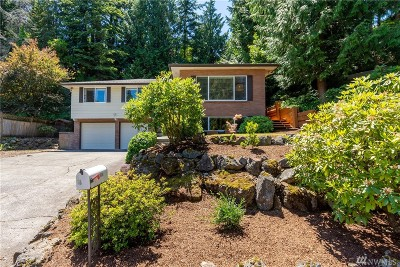 Edmonds Single Family Home For Sale: 9808 243rd Place SW