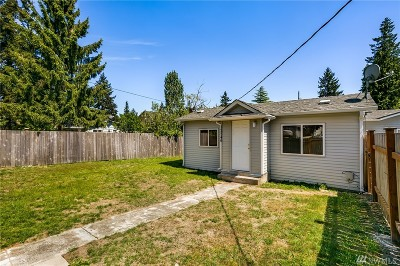 Seattle Single Family Home For Sale: 12246 3rd Ave SW