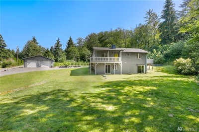 Snohomish Single Family Home For Sale: 15519 Ok Mill Rd